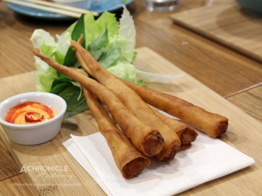 Ba'get - Vietnamese Tapas and Tales (76) Spicy Prawn Twists