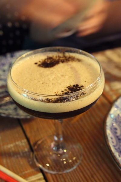 Viet Express - Infused Vodka w. Honey and Vanilla Flavoured Nougat, Kahlua and Vietnamese Coffee