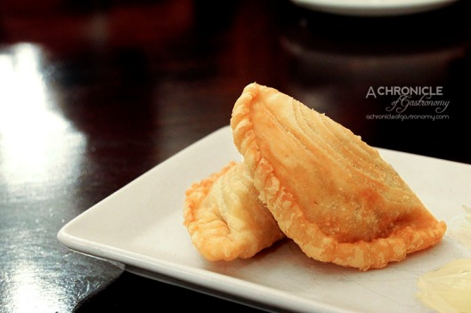 Masak Ku (69) Kaya Puff - House-made Crispy Spiral Pastry Filled with Kaya