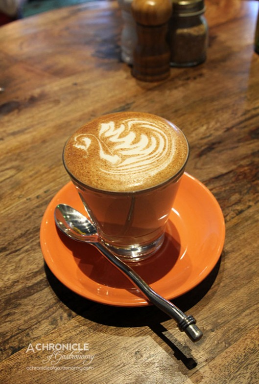 Scarvelli Cafe - Chai Latte ($4.50)