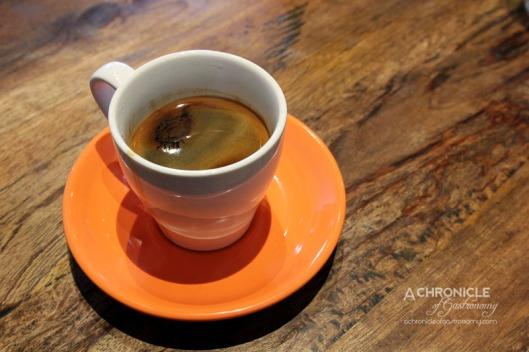 Black Coffee - Tres Barras, Brazil ($3.50)